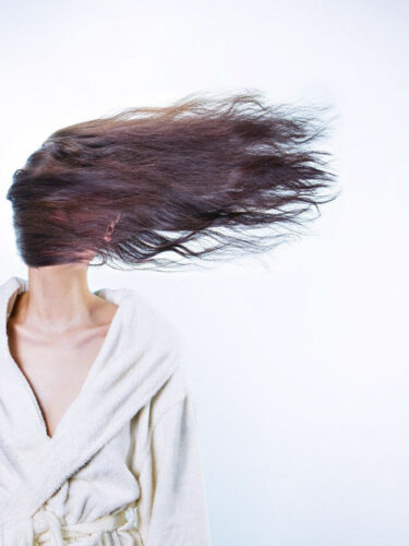 What I do when I use heat on my hair