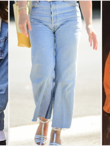 3 Casual Celebrity Looks for Less
